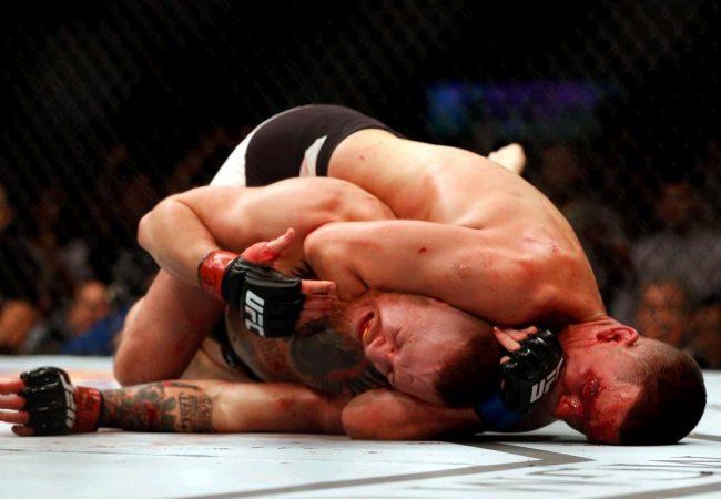 Veja como o Jiu-Jitsu de Nate Diaz acabou com a marra de McGregor no UFC 196