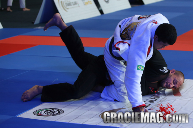 Grand Slam London: Evangelista tops black belt open class; other results