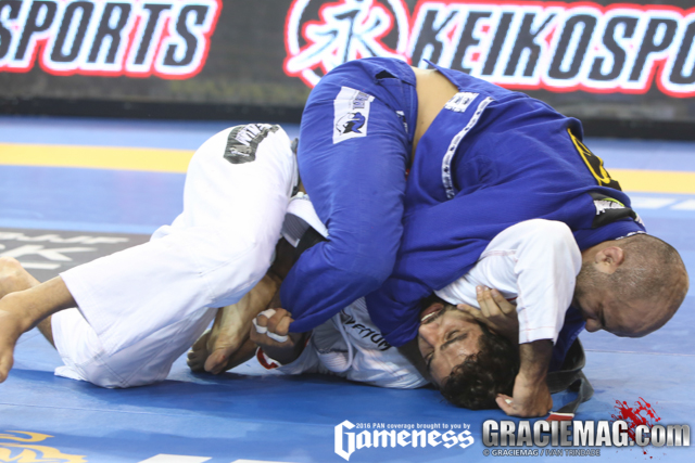 2016 PAN: Faria, Correa top black belt open class; see other champions crowned