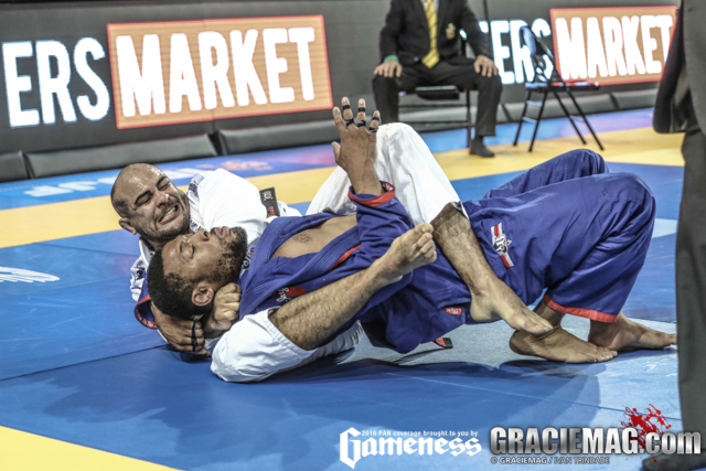 2016 PAN: Faria, Lo; Andresa, Dominyka open class finalists; other results of day 3