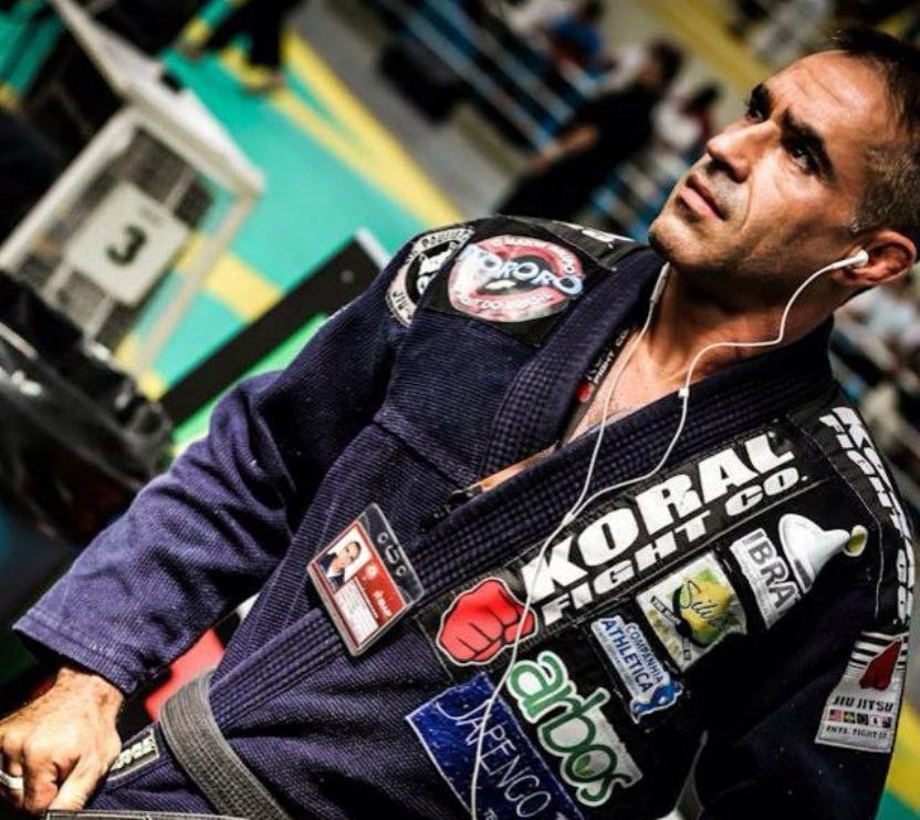 Professor e competidor nas horas vagas, Eduardo Leitão é noss mais novo GMI em SP. Foto: Arquivo Pessoal.