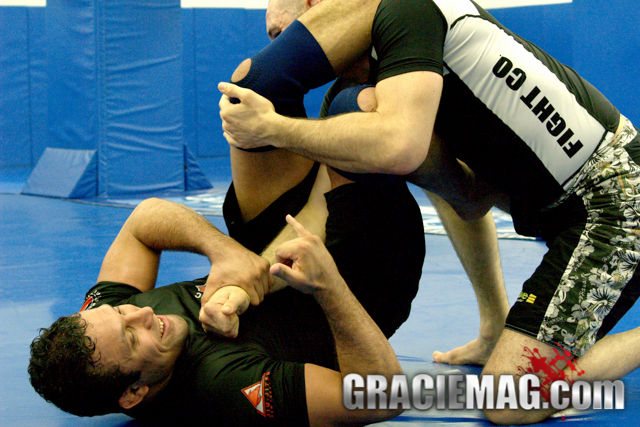 Learn, get inspired and laugh with Renzo Gracie on his 49th birthday