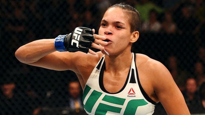 A Leoa brasileira terá sua chance de disputar o cinturão do UFC. Foto: Divulgação