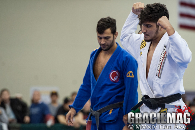 New York Spring Open: Danis, Black top black belt open class; other results