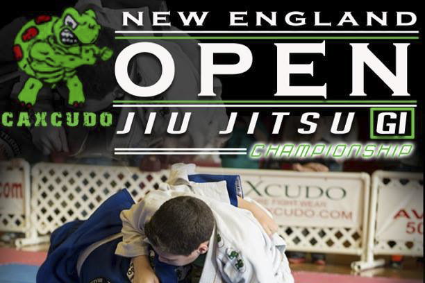 Go compete at the Caxcudo New England Open, on May 15