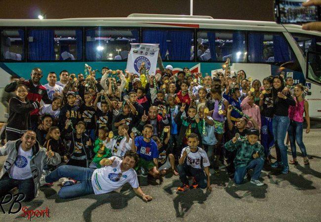 Geração UPP parte com 82 atletas de comunidades do RJ para o Brasileiro