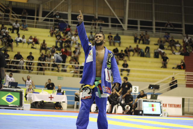 Luan Carvalho at the 2015 Brazilian Nationals