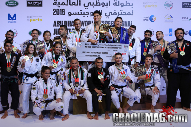 2016 WPJJC: Pena, Porfírio crowned open class champions; other results