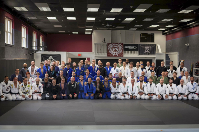 BJJ United hosts two-day seminar to benefit Mission 22 veterans suicide awareness project