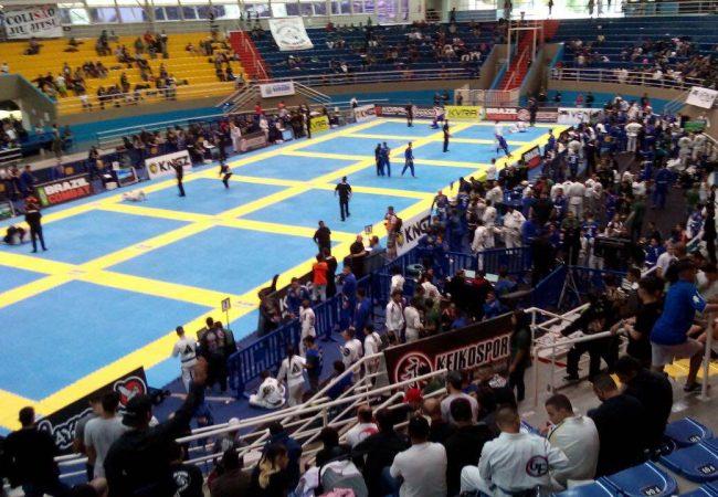 Vídeo: Reveja os grandes momentos do Brasileiro de Jiu-Jitsu de 2016