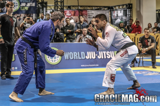 2016 WPJJC adds three super matches between Jiu-Jitsu legends to the program