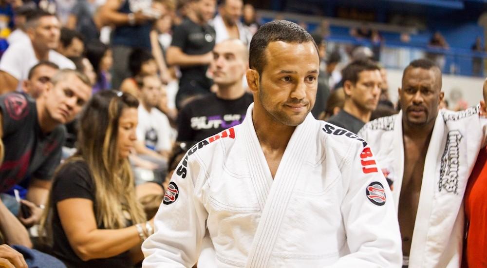 """Alexandre """"Soca"""" foi um dos escalados para o ABu Dhabi Legends. Foto: Divulgação"""