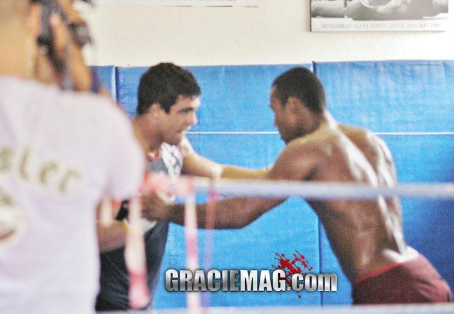 UFC: Faixas-pretas recordam período em que Vitor Belfort e Jacaré treinaram juntos