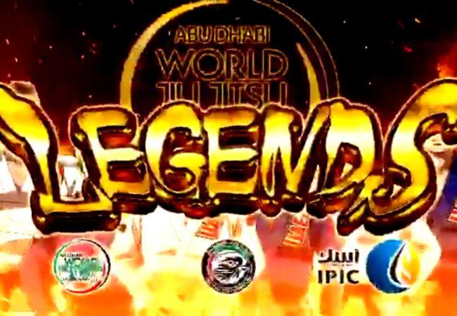 Pé de Pano x Comprido, Robinho x Soca e Shaolin x Daniel Moraes em Abu Dhabi