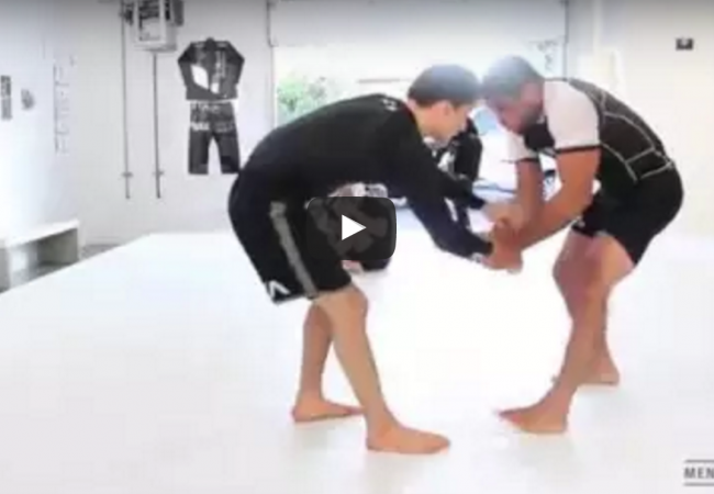 Rare footage: watch Andre Galvão and Rafael Mendes rolling together