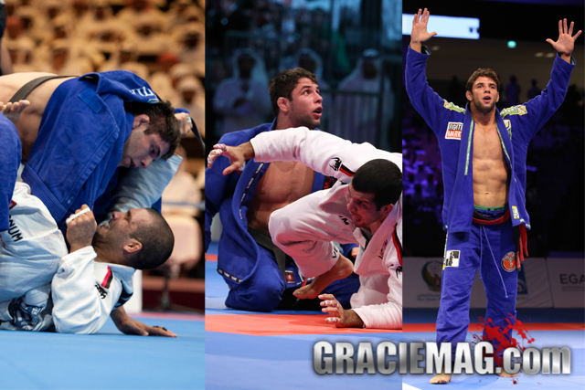2016 WPJJC: watch how Buchecha became the only three-time male open class champion