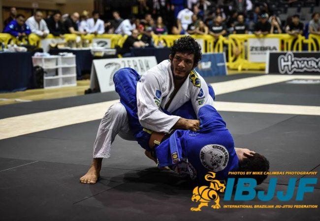 San Antonio Open: Lucas Hulk com ouro duplo; Rafa Mendes aparece e vence
