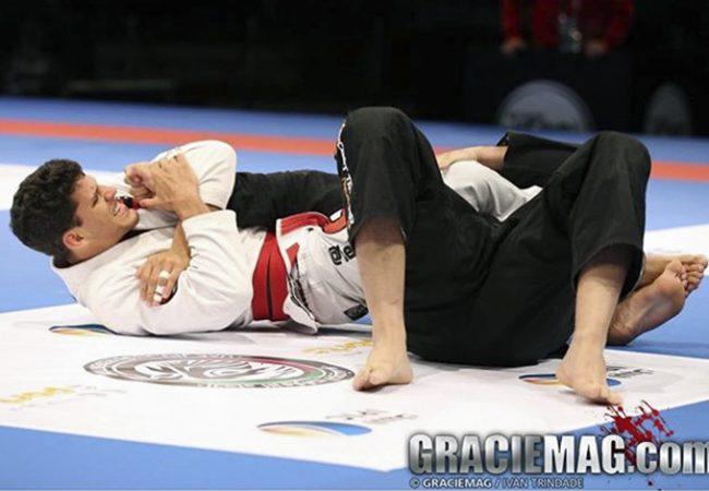 Vídeo: Felipe Preguiça e o armlock campeão no absoluto do WPJJC, em Abu Dhabi