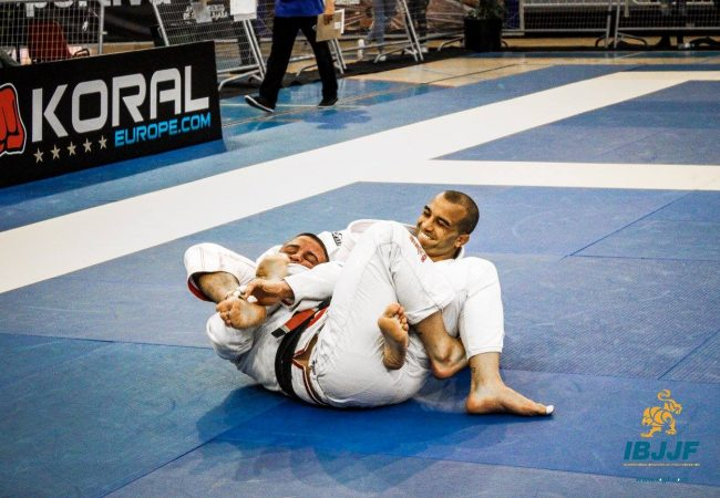 Spanish Nationals: Manuel Pontes black belt open class champion, other results
