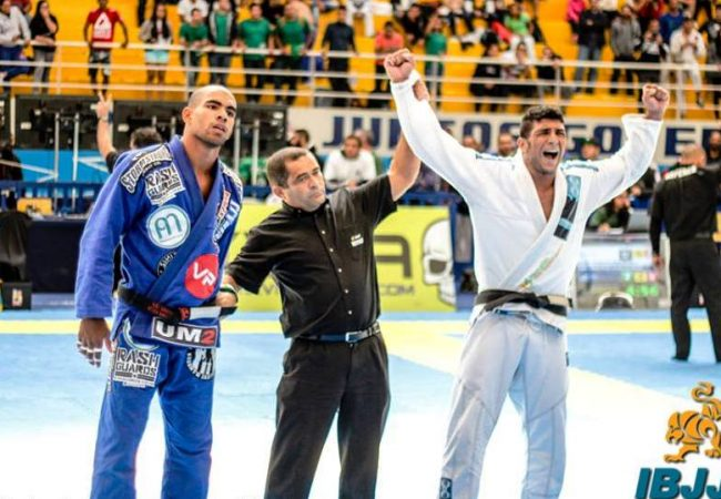 Know more about Alex Aparecido, the man who finished Erberth Santos at the Brazilian Nationals