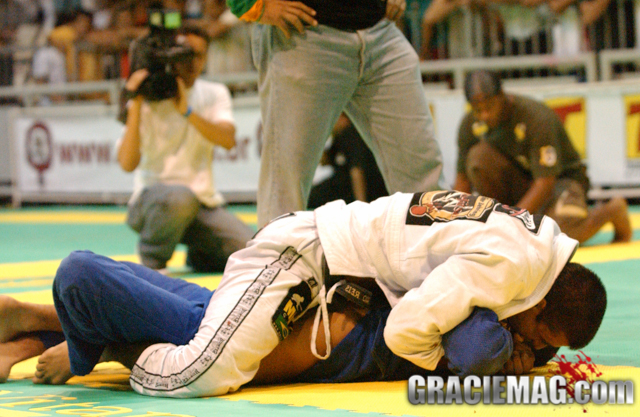 Mario Reis at the 2003 Worlds