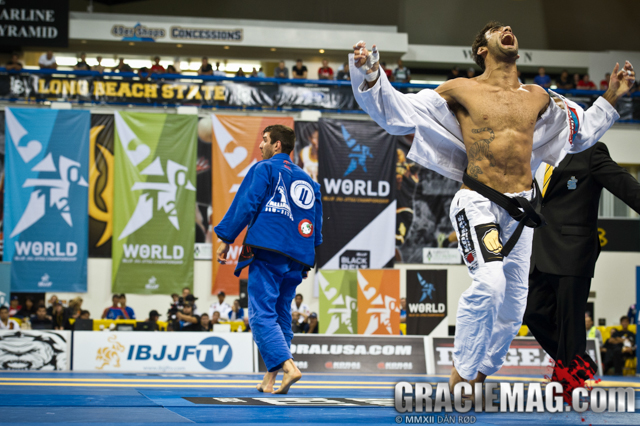 Leandro Lo at the 2012 Worlds