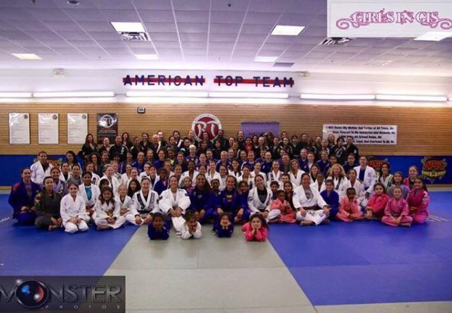 Girls in Gis gathers 150 women to learn from Hannette Staack, Gezary Matuda, Carina Damm, others