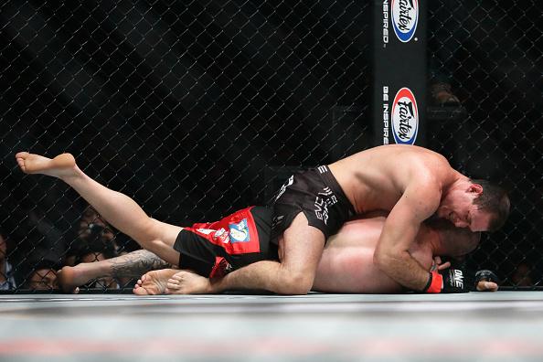 Roger e outros 5 katagatames que fizeram história no MMA
