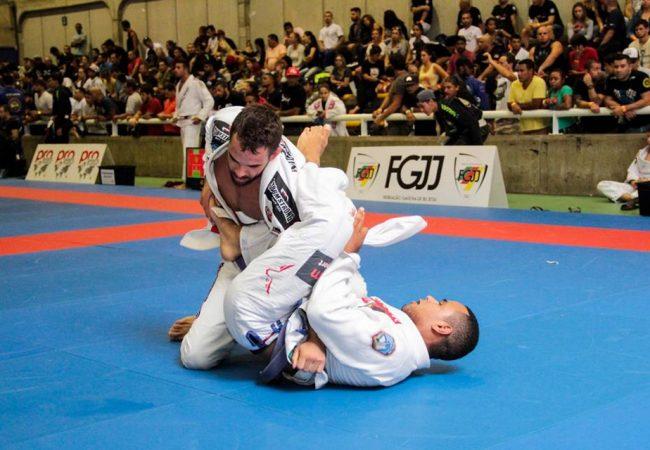 Reta final para lutar a 2ª etapa da Copa Prime de Jiu-Jitsu, em Porto Alegre