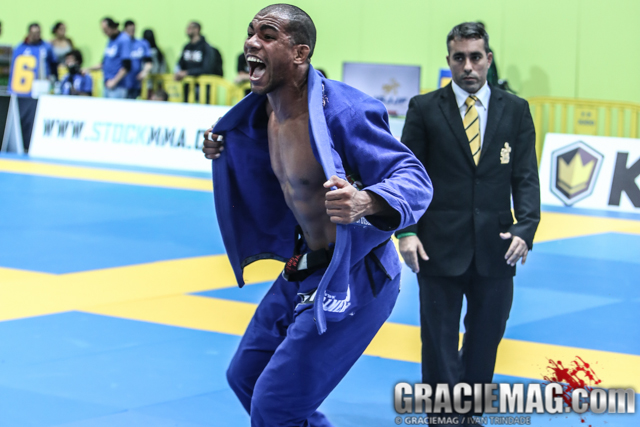 Countdown to the 2016 Worlds: on fire in 2016, Erberth Santos is hungry for his first gold medal as a black belt in Long Beach
