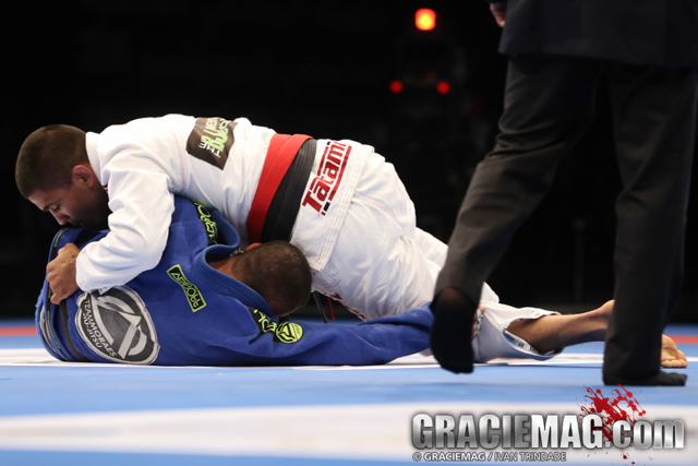 Tech Tuesday: sweep and take the back with Vitor Shaolin