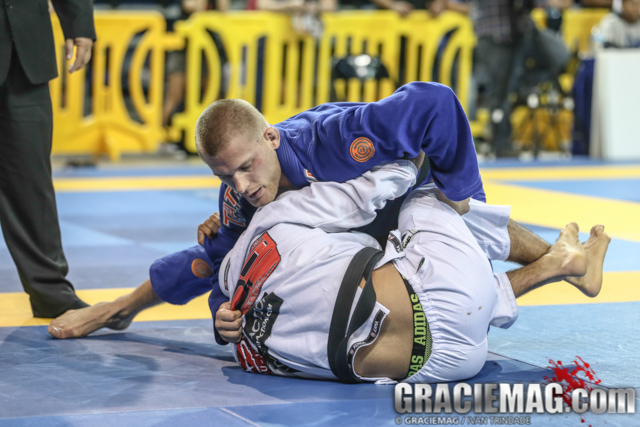 Countdown to the 2016 Worlds: Alex Trans wants to make it to the top after disappointment in 2015