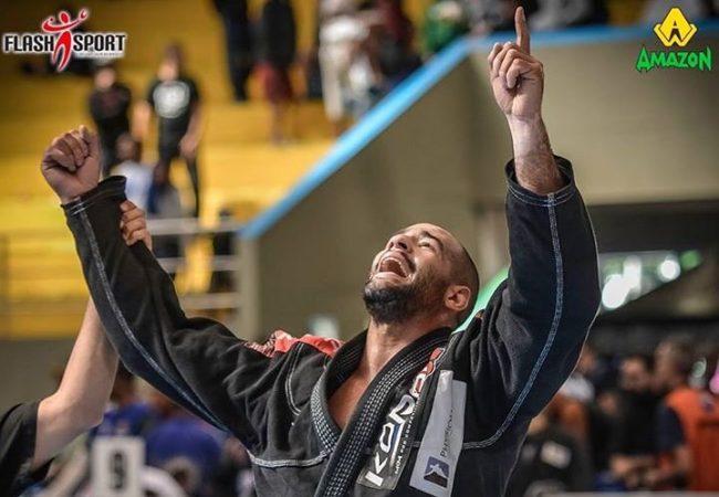 Com lições de Rodolfo Vieira, faixa-marrom Max Gimenis busca o ouro no Mundial 2016