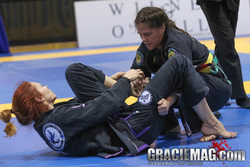 Sarah Black venceu mais um absoluto no Jiu-Jitsu.