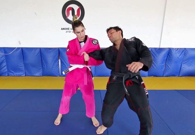 Jiu-Jitsu: 8 defesas que toda mulher deve saber para se proteger nas ruas