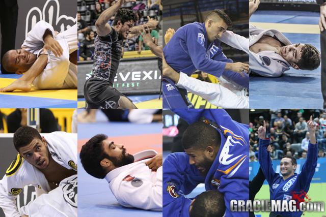 Countdown to the 2016 Worlds: 8 newcomers bound to cause trouble at the black belt division this year