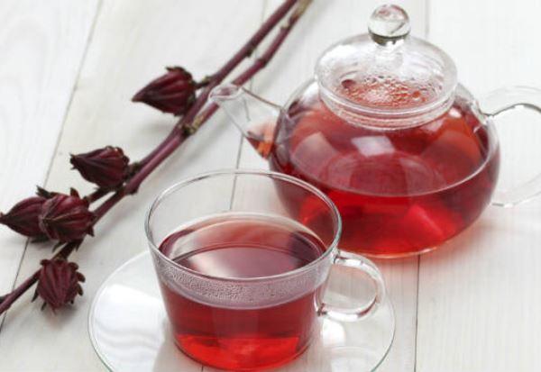 Chá de hibisco: a bebida que pode ajudar o lutador a perder peso