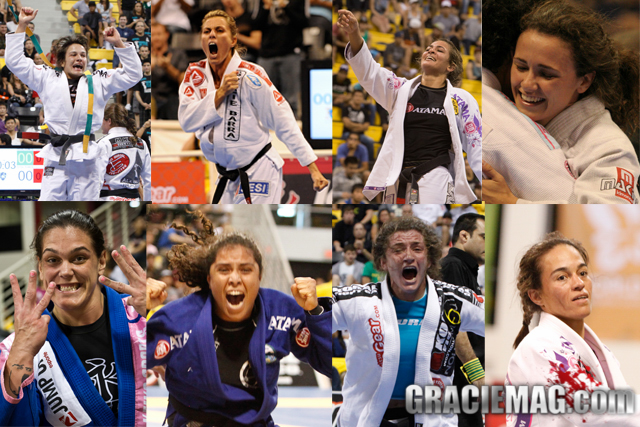 Countdown to the 2016 Worlds: 8 amazing women who made history at the world championship
