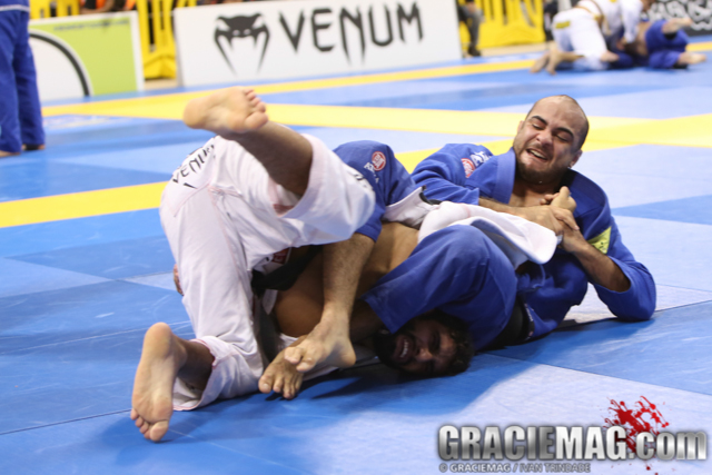 Be Faria detém o título de atual campeão mundial absoluto. Foto: Ivan Trindade
