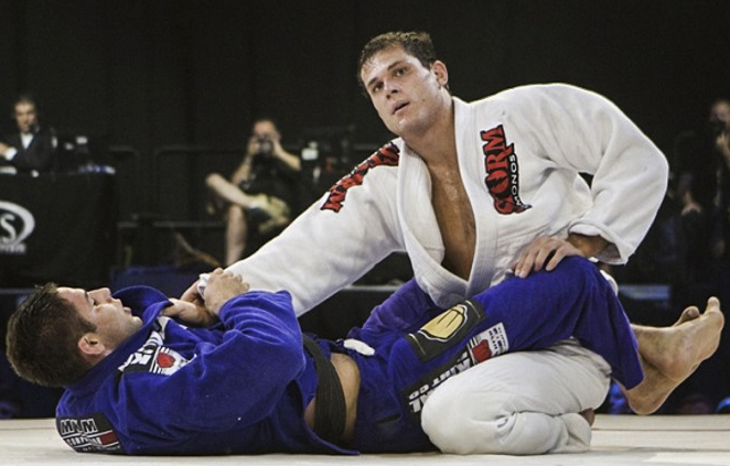 Roger revelou que só volta a vestir o kimono se for para encarar Buchecha. Foto: Metamoris