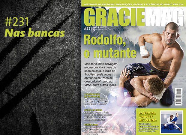 Do Jiu-Jitsu para o MMA, as escolhas e desafios de um multicampeão