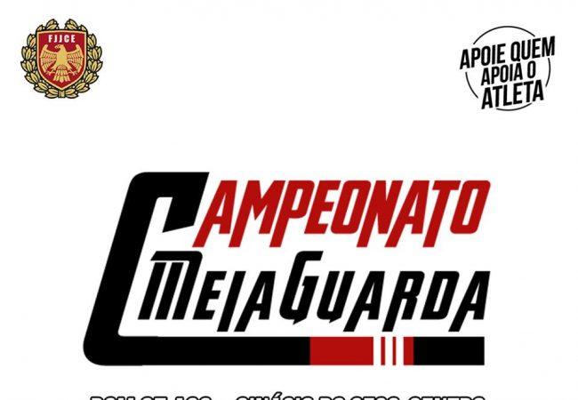 Campeonato Meiaguarda agita o Jiu-Jitsu cearense em agosto