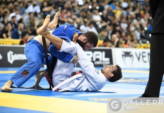 Mundial 2016: Romulo Barral fica com a prata e se aposenta do Jiu-Jitsu