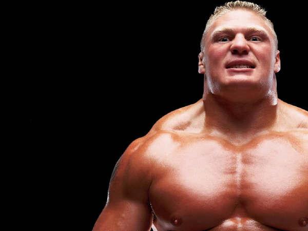 """Lesnar é isento de antidoping para o UFC 200 e Hunt acusa: """"Bombado"""""""
