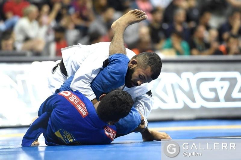Bruno Malfacine faz final com Caio Terra no Mundial 2016 no peso galo Foto Luca Atalla