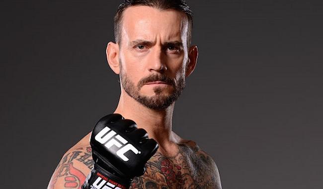 Estrela do WWE, CM Punk tem estreia marcada para o UFC 203