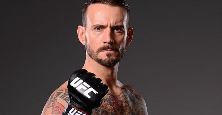 CM Punk terá a chance de provar seu valor em setembro, no UFC 203. Foto: Divulgação