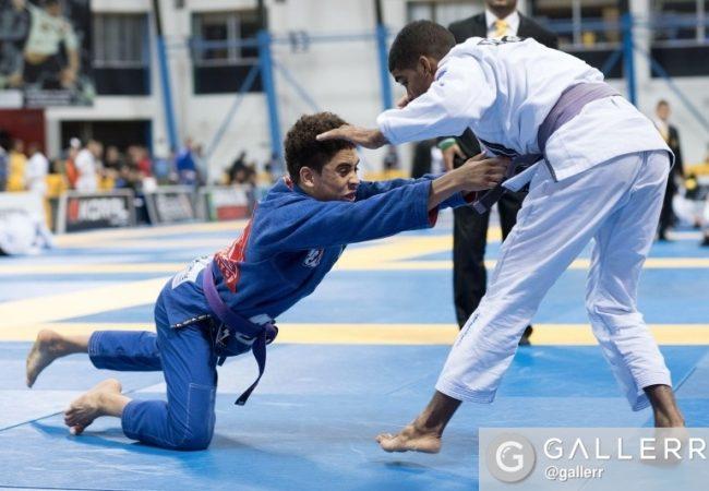 Mundial 2016: Kennedy Maciel, filho de Cobrinha, vence na faixa-roxa