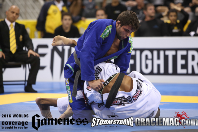 Buchecha vs. Erberth at the 2016 Worlds