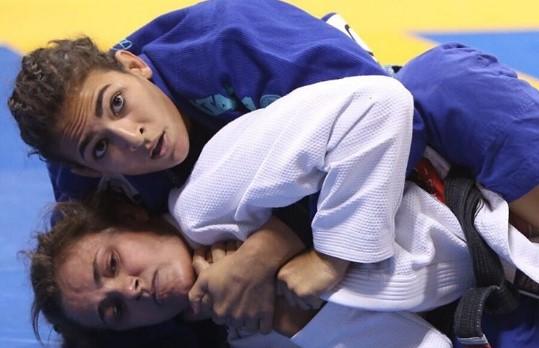 Mundial 2016: Finais definidas na faixa-preta feminino